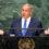 Биньямин Нетаньяху выступил с речью на Генассамблее ООН