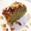 Пирог из авокадо с лимоном на Песах
